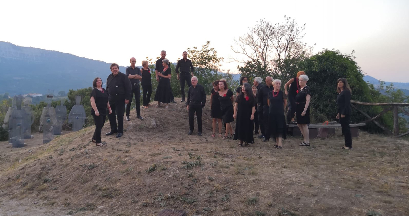 The Carla Amori Chamber Choir