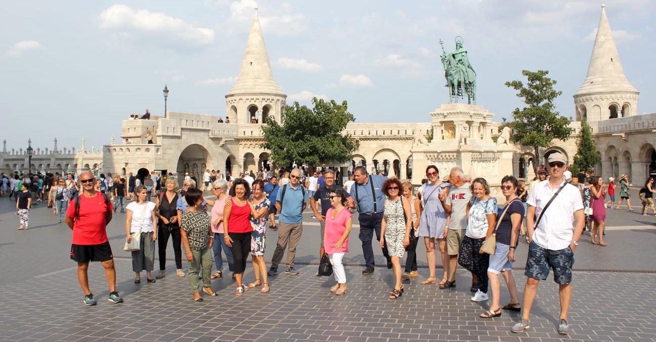 The Choir in Budapest